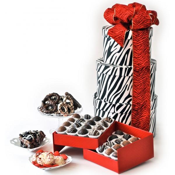 zebra-holiday-gift-basket 10 Retirement Gift Ideas for Women