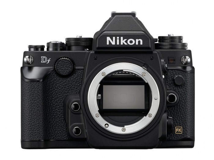 1525_1 Nikon Df Camera As an Exceptional Combination Between the Classic Shape & Advanced Performance