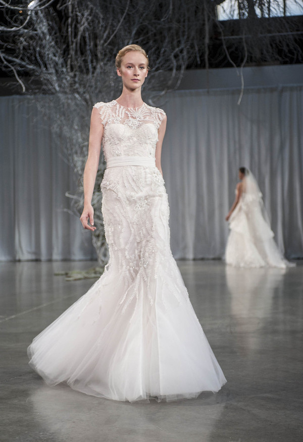 2013-Fall-and-2014-Winter-Wedding-Dress-Trends-8 47+ Creative Wedding Ideas to Look Gorgeous & Catchy on Your Wedding
