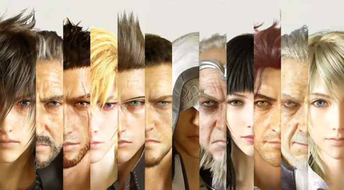 20130611201819Final_Fantasy_XV_-_Cast Top 15 PS4 Games for Unprecedented Gaming Experience