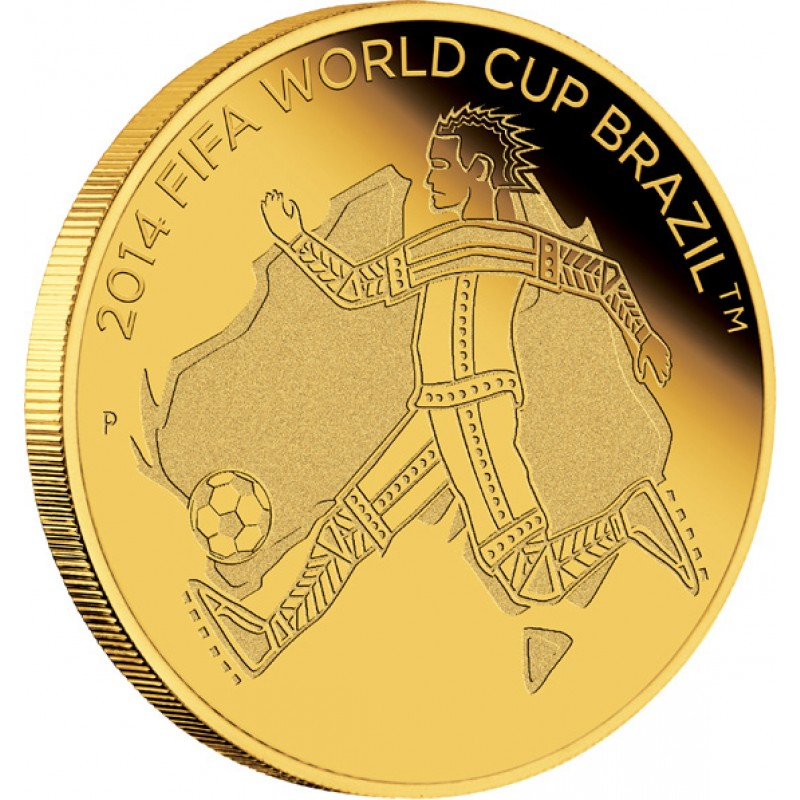 2014-fifa-world-cup-gold-proof-coin $90-$900 for a Ticket to Attend the 2014 FIFA World Cup Matches
