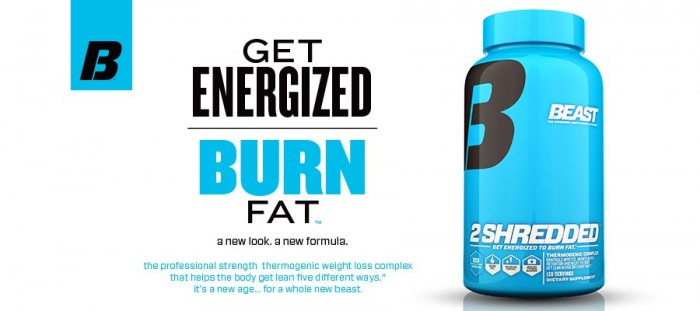 """2shreddedbanner Get All the Essential Nutrients for Your Body from """"Supplements to Go"""""""