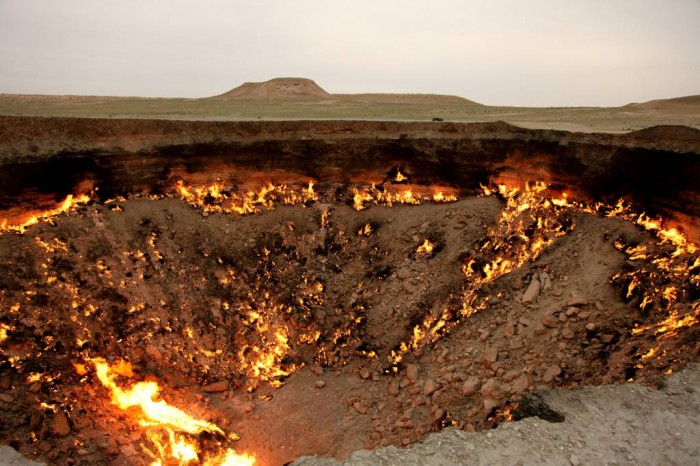305-F The Door to Hell Is Open Now, Have You Ever Seen It?