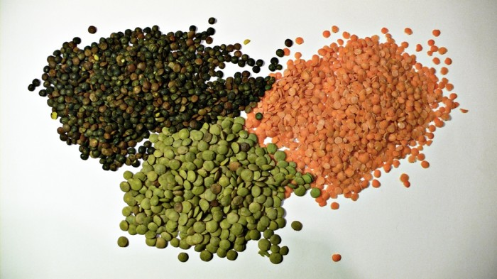 3_types_of_lentil Do You Want to Lose Weight? Eat These 25 Superfoods