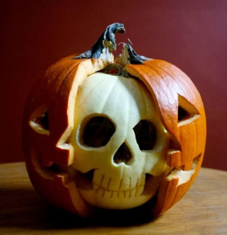 5-Pumpkin-Carving-Ideas... Top 60 Creative Pumpkin Carving Ideas for a Happy Halloween