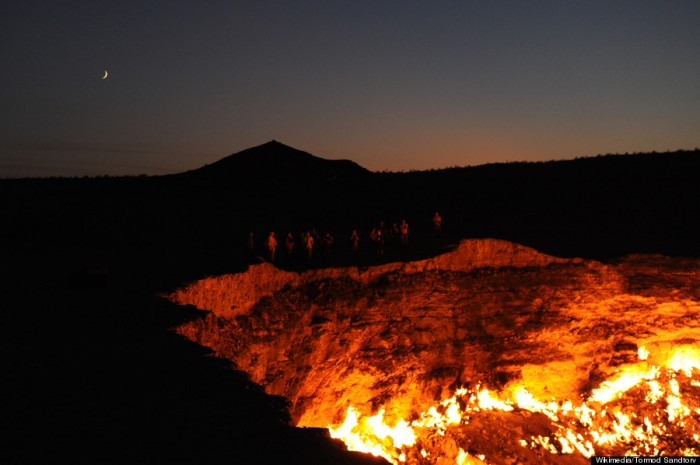 60be30c235_o-DOORTOHELL2-900 The Door to Hell Is Open Now, Have You Ever Seen It?