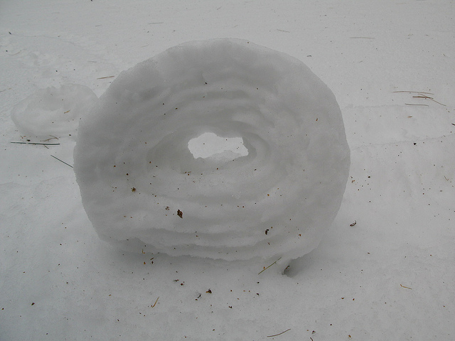 8402535473_afe8b62fd5_z Stunning Snow Rollers that Are Naturally & Rarely Formed