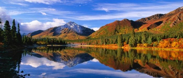 Alaska-Slide-Denali Adventure Travel Destinations to Enjoy an Unforgettable Holiday