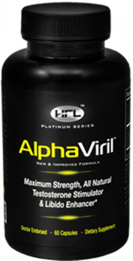 AlphaViril_Hx300 Solve the Most Common Health Problems Naturally with 4hfl.com