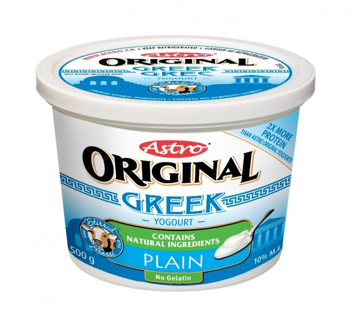 Astro-Original-Greek-Yogourt-Plain Do You Want to Lose Weight? Eat These 25 Superfoods