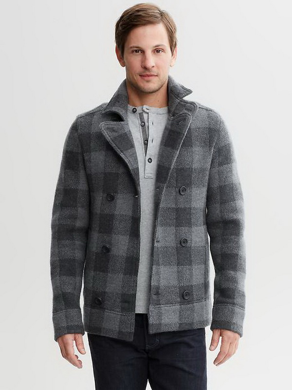 Banana-Republic-Winter-2013-Perfect-Plaids-Collection-for-Men_24 75+ Most Fashionable Men's Winter Fashion Trends Expected for 2021