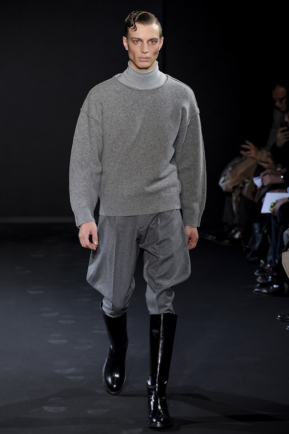 Benedikt-Angerer-for-Les-Hommes-FW2013-2014 75+ Most Fashionable Men's Winter Fashion Trends for 2019