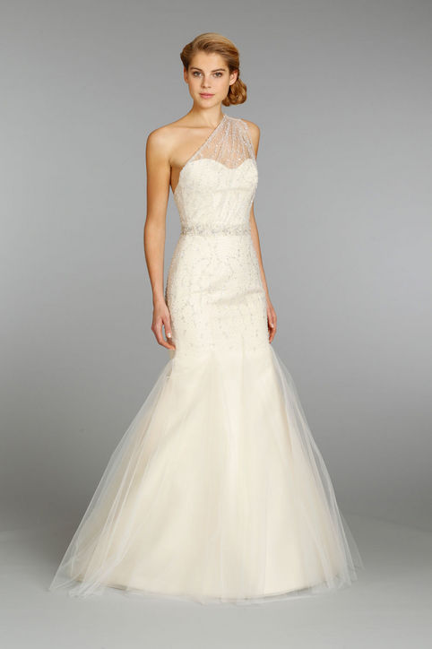 Best-Wedding-Dresses-From-Bridal-Market-Spring-2014 47+ Creative Wedding Ideas to Look Gorgeous & Catchy on Your Wedding