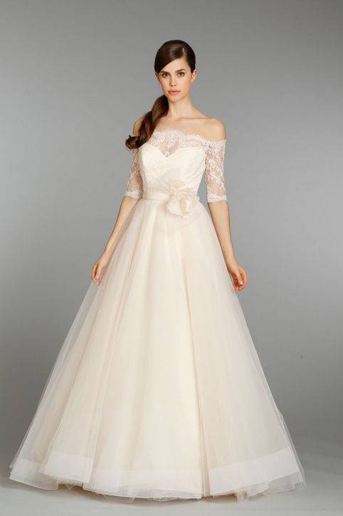 Best-Wedding-Dresses-From-Bridal-Market-Spring-20142 47+ Creative Wedding Ideas to Look Gorgeous & Catchy on Your Wedding