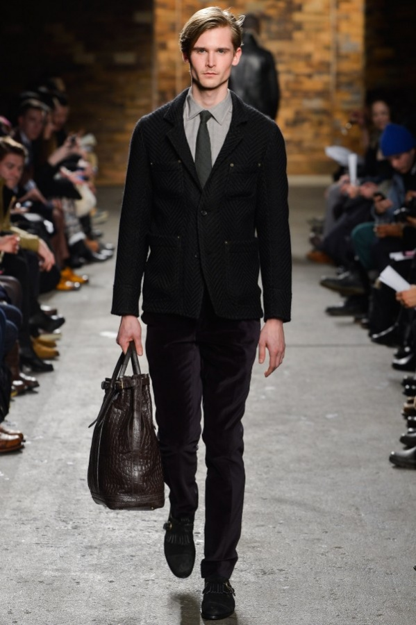Billy-Reid-Fall-Winter-2013-2014-RTW-14-600x901 2017 Winter Fashion Trends for Men to Look Fashionable & Handsome ... [UPDATED]