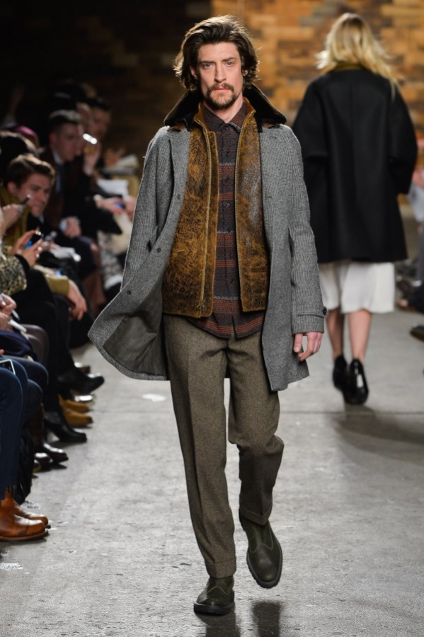 Billy-Reid-Fall-Winter-2013-2014-RTW-18-600x901 75+ Most Fashionable Men's Winter Fashion Trends Expected for 2021
