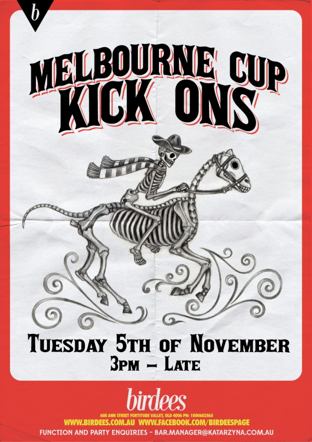 Birdees-Melbourne-Cup-2013-Kick-On Melbourne Cup Is a Rich & Prestigious Horse Race that Stops a Nation