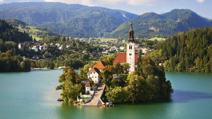 Bled-Lake-Amazing Adventure Travel Destinations to Enjoy an Unforgettable Holiday