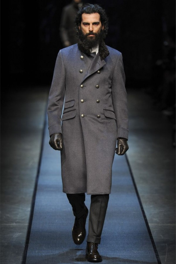 Canali-Fall-Winter-2013-2014-Mens-Clothing-7-600x899 75+ Most Fashionable Men's Winter Fashion Trends Expected for 2021