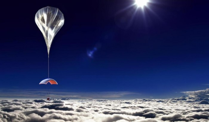 Capsule-Balloon_241012 Space Tourism Starts Soon at Affordable Prices through Balloon Trips