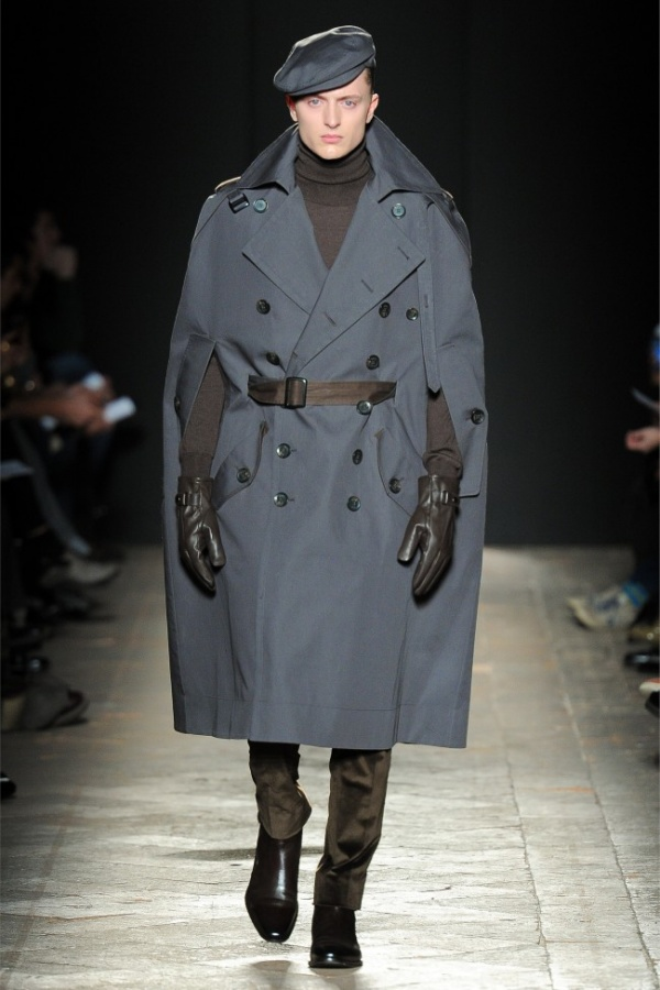 Daks-Fall-Winter-2013-2014-Mens-Looks-1 75+ Most Fashionable Men's Winter Fashion Trends Expected for 2021