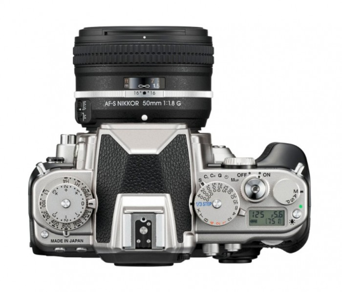 Df_SL_50_1.8_SE_top-680x582 Nikon Df Camera As an Exceptional Combination Between the Classic Shape & Advanced Performance