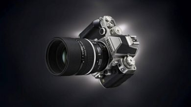 Photo of Nikon Df Camera As an Exceptional Combination Between the Classic Shape & Advanced Performance