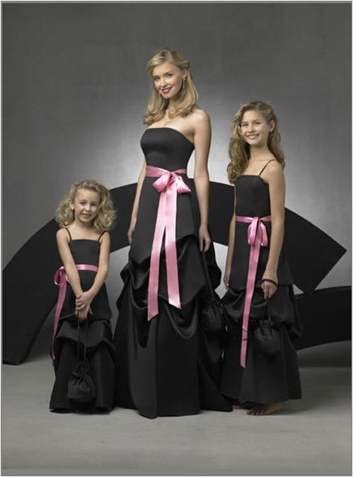 Elegant-family-trends-bridesmaids-dresses-2014 47+ Creative Wedding Ideas to Look Gorgeous & Catchy on Your Wedding
