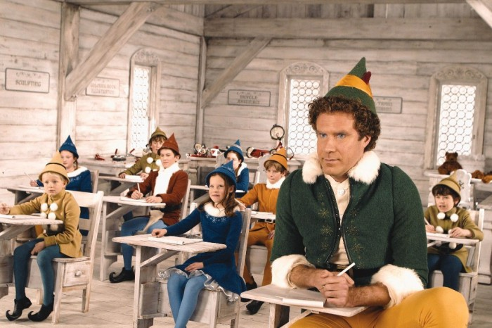 Elf Top 10 Christmas Movies of All Time