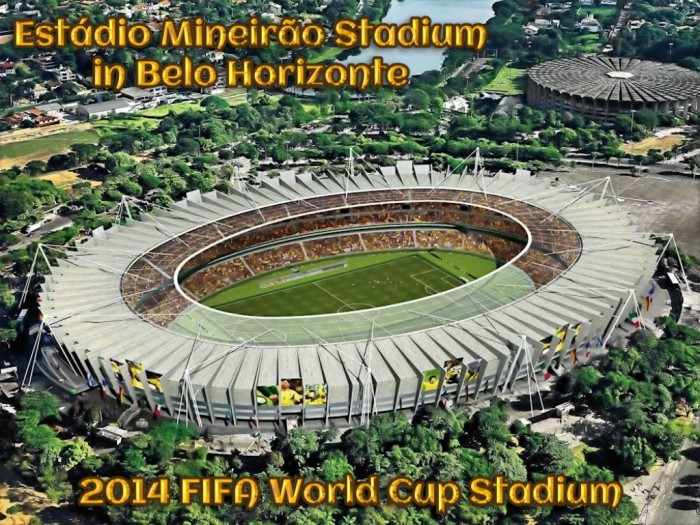 Estádio_Mineirão_Stadium_Belo_Horizonte_2014BrazilWorldCup_Staduim $90-$900 for a Ticket to Attend the 2014 FIFA World Cup Matches