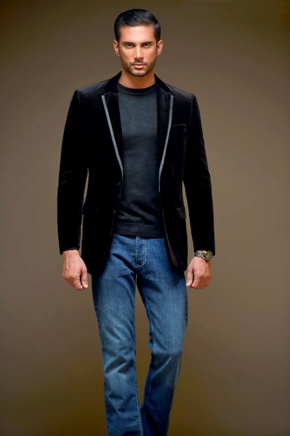 Exist-Latest-Winter-Outfits-Collection-2013-14-For-Boys-2 75+ Most Fashionable Men's Winter Fashion Trends Expected for 2021