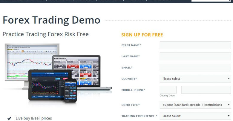 Photo of Get $50.000 of Virtual Money for Demo Account with FXCM