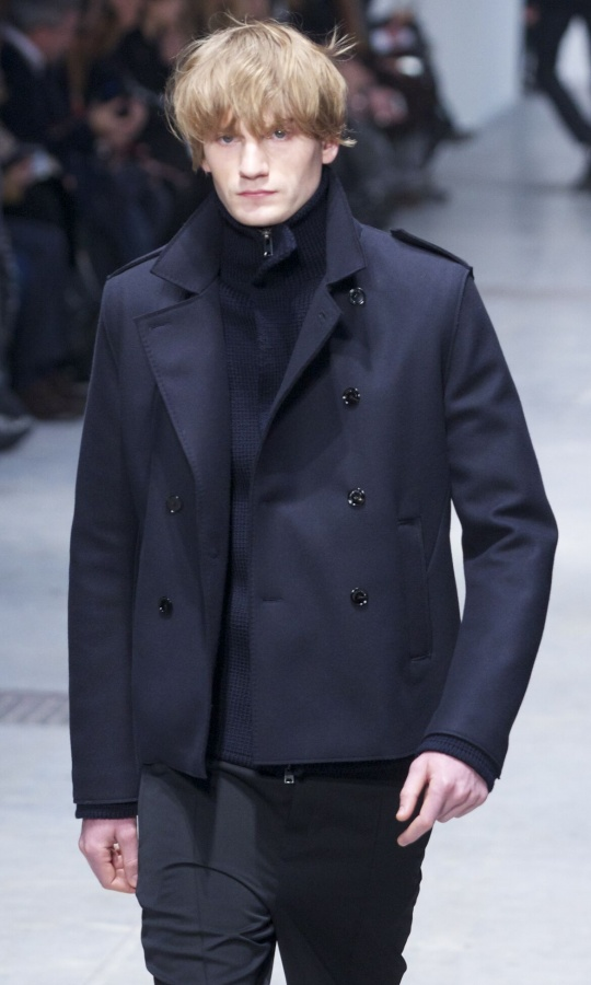 Fall-2014-Men-Fashion-Show-Costume-National 75+ Most Fashionable Men's Winter Fashion Trends for 2019