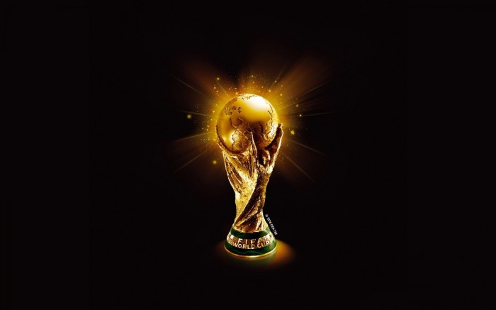Fifa-World-Cup-2014-Trophy-Desktop-Wallpaper $90-$900 for a Ticket to Attend the 2014 FIFA World Cup Matches