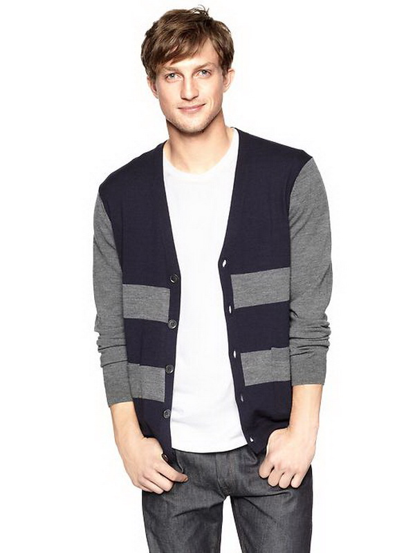 Gap-Sweaters-for-Men-2013_22 75+ Most Fashionable Men's Winter Fashion Trends for 2019