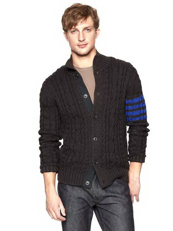 Gap-Sweaters-for-Men-2013_28 75+ Most Fashionable Men's Winter Fashion Trends for 2019