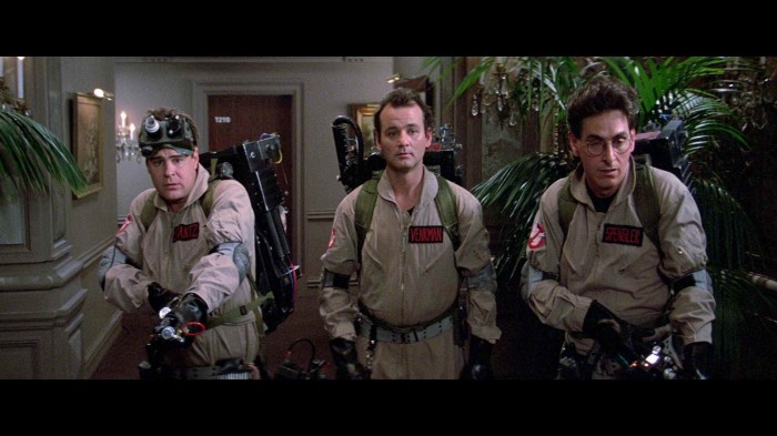 Ghostbusters-Trio-Banner Top 10 Best & Most Interesting Kids Halloween Movies of All Time