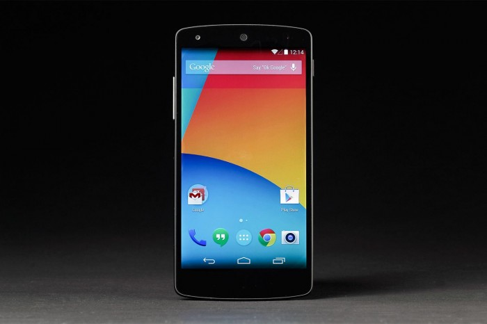 Google-Nexus-5-review-front-android-home What Are the Best Android Phones?!!! Try to Guess