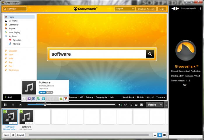 Grooveshark_3 Enjoy Listening to Millions of Free Online Songs with Grooveshark