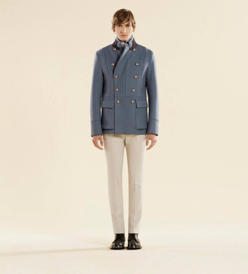 Gucci-Men-Fall-Winter-Dresses-Collection-2013-2014-3 75+ Most Fashionable Men's Winter Fashion Trends Expected for 2021