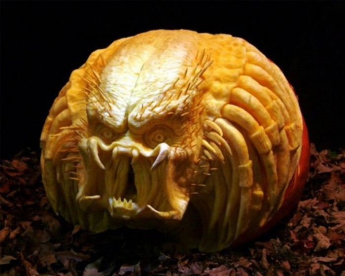 Halloween-Pumpkin-Carving-Ideas Top 60 Creative Pumpkin Carving Ideas for a Happy Halloween