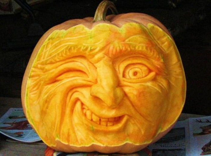 Halloween-Pumpkin-Carving-Ideas1 Top 60 Creative Pumpkin Carving Ideas for a Happy Halloween