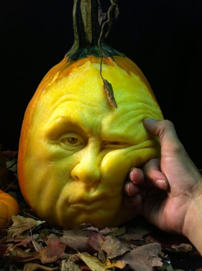 Halloween-Pumpkin-Carving-and-Decorating-Ideas-3 Top 60 Creative Pumpkin Carving Ideas for a Happy Halloween