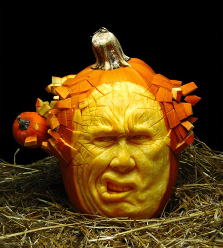 Halloween-Pumpkin-Carving-and-Decorating-Ideas-4 Top 60 Creative Pumpkin Carving Ideas for a Happy Halloween