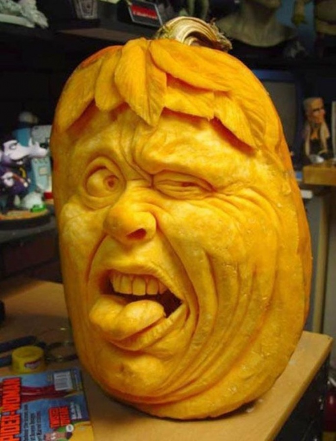 Halloween-Pumpkin-Carving-and-Decorating-Ideas-5 Top 60 Creative Pumpkin Carving Ideas for a Happy Halloween