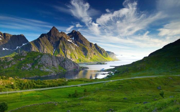 Himmeltindan-Lofoten-Islands-Norway Adventure Travel Destinations to Enjoy an Unforgettable Holiday