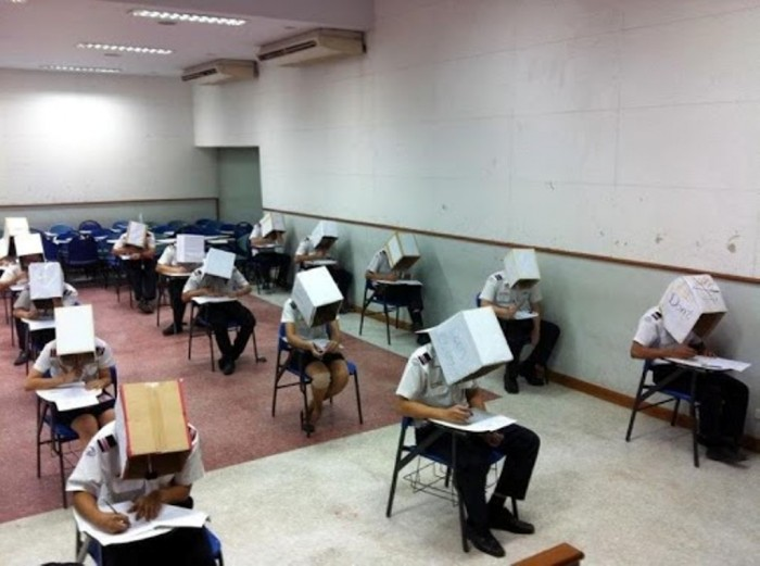 How-to-prevent-cheating. Unbelievable & Creative Methods for Cheating on Exams
