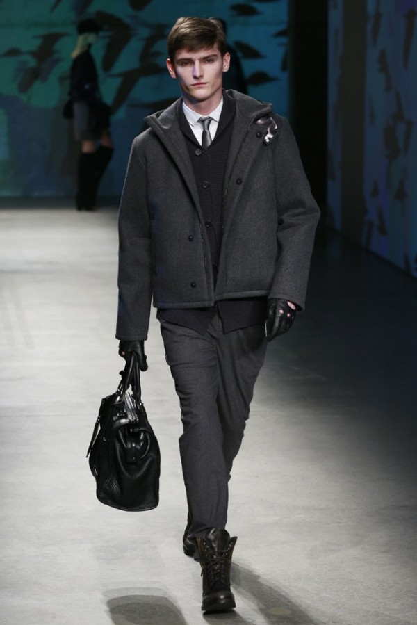 Kenneth-Cole-Collection-Fall-Winter-2013-2014-7-600x899 75+ Most Fashionable Men's Winter Fashion Trends for 2019