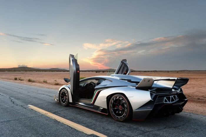 Lamborghini-Veneno-3 Lamborghini Veneno Allows You to Enjoy Driving At a High Speed