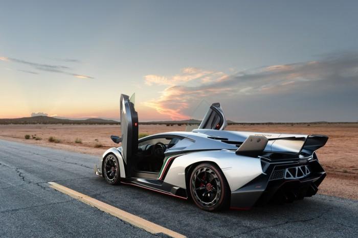 Lamborghini-Veneno-3 Lamborghini Veneno Allows You to Enjoy Driving At a High Speed